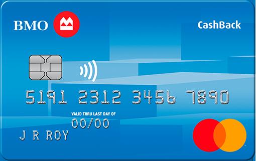 bmo cashback mastercard 1
