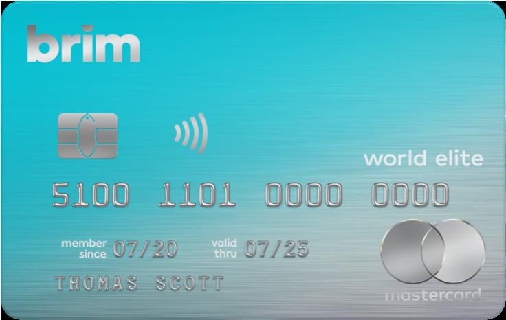 Brim World Elite Mastercard